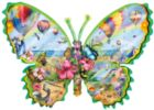 Flying High - 1000pc Shaped Jigsaw Puzzle By Sunsout