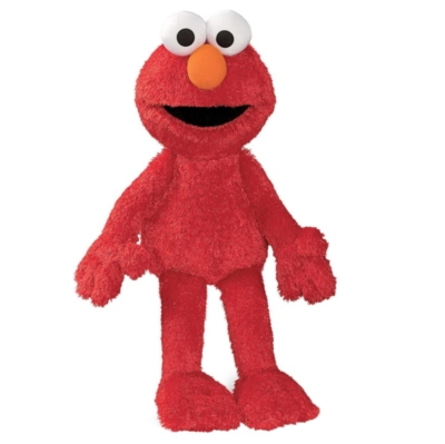 "Elmo - 20"" Sesame Street by Gund"
