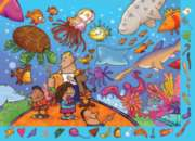 Highlights: Something's Fishy - 35pc Hidden Picture Jigsaw Puzzle by Ravensburger