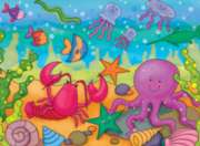 Jigsaw Puzzles for Kids - Under the Sea