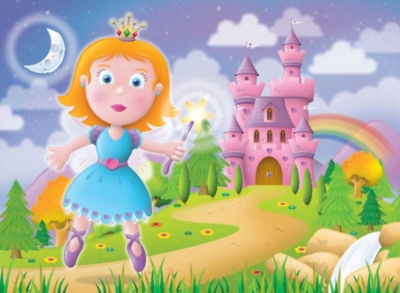 Fairy Princess - 60pc Jigsaw Puzzle by Ravensburger