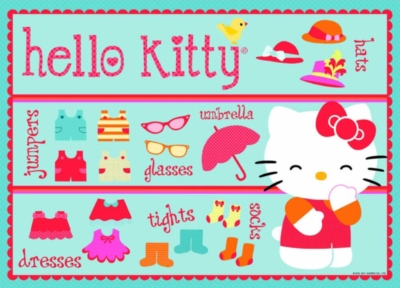 Hello Kitty: Accessories - 60pc Jigsaw Puzzle by Ravensburger
