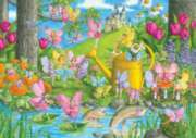 Fairy Playland - 100pc Jigsaw Puzzle by Ravensburger