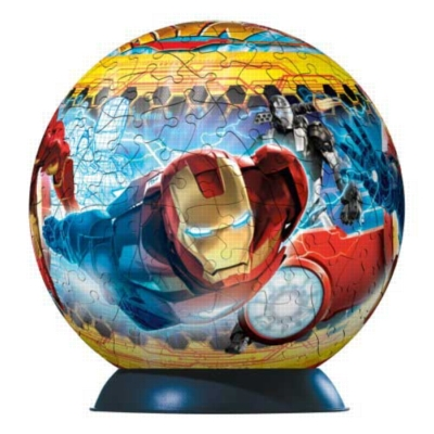 Iron Man 2 - 240pc Puzzleball by Ravensburger