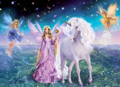 Magical Unicorn - 300pc Jigsaw Puzzle by Ravensburger