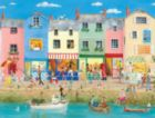 Down by the Sea - 300pc Large Format Jigsaw Puzzle by Ravensburger
