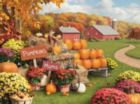 Autumn Memories - 300pc Large Format Jigsaw Puzzle by Ravensburger