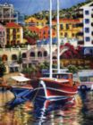 Exotic Harbor - 500pc Large Format Jigsaw Puzzle by Ravensburger