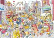 WASGIJ Destiny: High St. Hustle - 1000pc Jigsaw Puzzle by Ravensburger