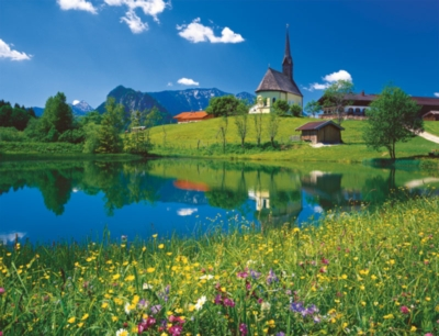 Bavaria, Inzell - 2000pc Jigsaw Puzzle by Ravensburger