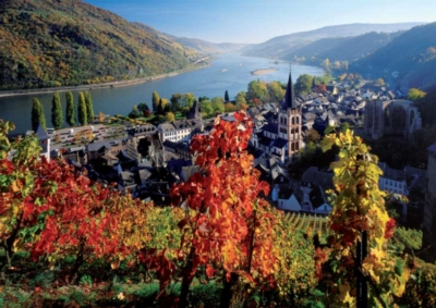 Ravensburger Jigsaw Puzzles - On the River Rhine