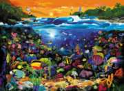Underwater Fun - 1000pc Jigsaw Puzzle by Ravensburger