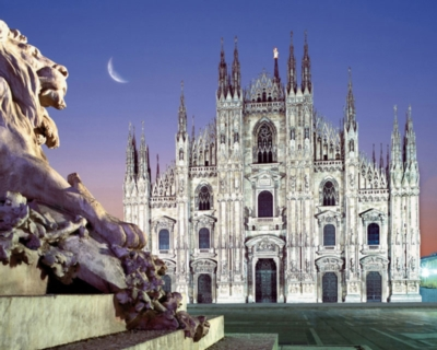 Milan - 500pc Jigsaw Puzzle By Clementoni