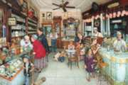 The Soda Fountain - 3000pc Jigsaw Puzzle By Sunsout