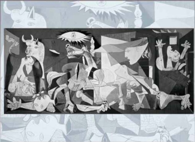 Pablo Picasso: Guernica - 1000pc Jigsaw Puzzle by Ricordi