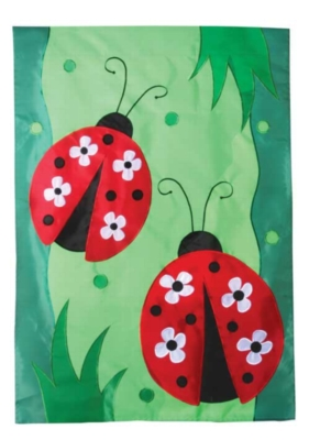 Daisy Ladies - Standard Applique Flag by Toland