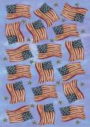 Waving Flags - Garden Flag by Toland