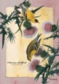 American Goldfinch - Standard Flag by Toland