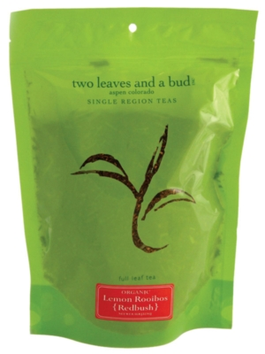 Two Leaves Tea: Organic African Sunset - 1/2 lb. Loose Tea in a Resealable Sleeve