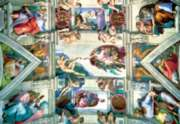 Michelangelo: Sistine Chapel - 2000pc Jigsaw Puzzle by Buffalo Games