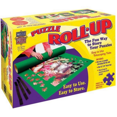 Standard Roll Up (Holds up to 1000pc) - Jigsaw Puzzle Storage Accessory by Masterpieces