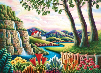 River of Dreams - 1000pc Jigsaw Puzzle by Masterpieces