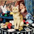Catology: Houdini - 1000pc Jigsaw Puzzle by Masterpieces