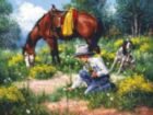 Western Spirit: Shell Love These - 1000pc Jigsaw Puzzle by Masterpieces