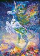 Jigsaw Puzzles - Josephine Wall: Soul of the Unicorn