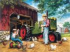 Barnyard Dreams - 1000pc Jigsaw Puzzle by Masterpieces