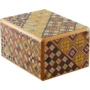 2.5 Sun, 7 Step: Koyosegi - Japanese Puzzle Box