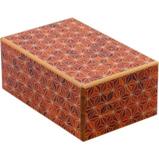 5 Sun, 12 Step: Akaasa - Japanese Puzzle Box