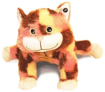 "Furbie (Plush / Pillow / Blanket) - 20"" Cat by Zoobie Pets"