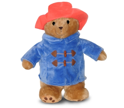 "Paddington Bear (Plush / Pillow / Blanket) - 18.5"" Bear by Zoobie Pets"