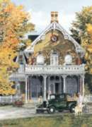 Autumn Orchard - 1000pc Jigsaw Puzzle by Cobble Hill