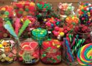 Colorful Candy - 1000pc Jigsaw Puzzle by Cobble Hill