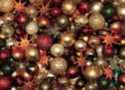 Christmas Balls - 1000pc Jigsaw Puzzle by Cobble Hill