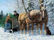 Cobble Hill Jigsaw Puzzles - December Tradition