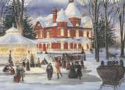 Cobble Hill Jigsaw Puzzles - Fantasy on Ice