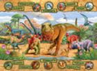 Dinosaurs - 100pc Educational Jigsaw Puzzle For Kids by Ravensburger