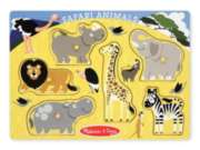 Children's Puzzles - Safari Animals