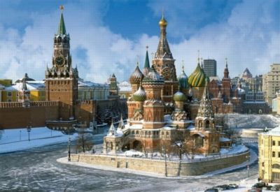 Educa Jigsaw Puzzles - Saint Basil Cathedral, Moscow