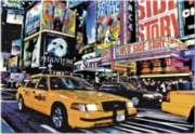 Educa Jigsaw Puzzles - Times Square, G. Gaudet
