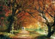 Educa Jigsaw Puzzles - Forever Autumn