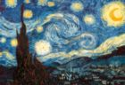 The Starry Night, Van Gogh - 1000pc Jigsaw Puzzle By Educa
