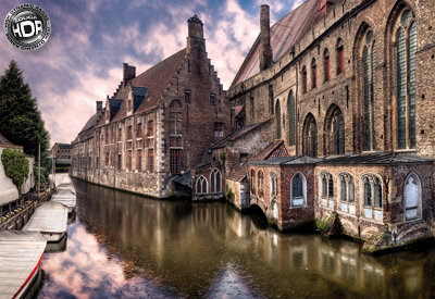 Bruges, Belgium - 1500pc Jigsaw Puzzle By Educa