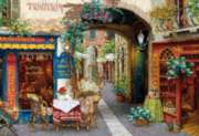 Trattoria Tre Marchetti - Verona, Italy - 1000pc Jigsaw Puzzle By Educa