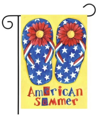 American Summer - Garden Flag by Toland