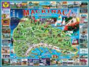 Mackinac Island, MI  - 1000pc Jigsaw Puzzle by White Mountain