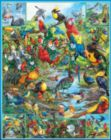 World's Most Beautiful Birds - 1000pc Jigsaw Puzzle by White Mountain